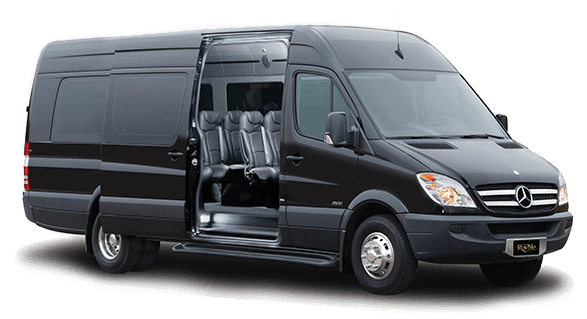 Providence Rhode Island 10 passenger party bus