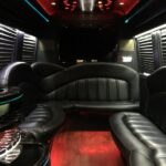 Providence Rhode Island Limo Service 14 passenger party bus
