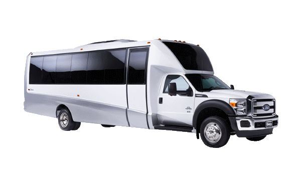 Providence Rhode Island Limo Service and Party Bus 24 passengers