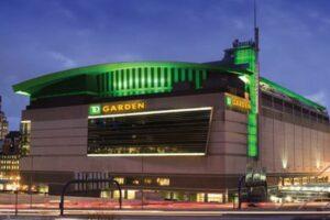 Providence Rhode Island Limousine Service to TD Garden Boston Celtics