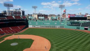 Providence Rhode Island Limo Service to Boston Red Sox Fenway Park