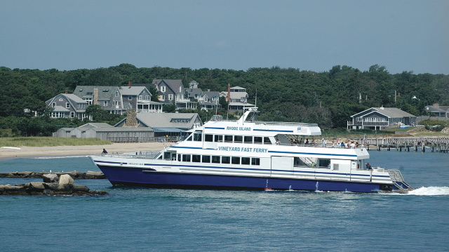 Providence Limo Van service to Ferry Martha's Vineyard