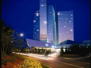 Providence Rhode Island Limo Service to Mohegan Casino