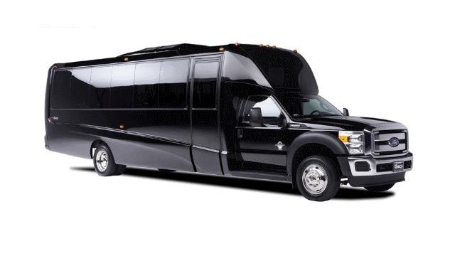 Providence Rhode Island Limo Service Party Bus